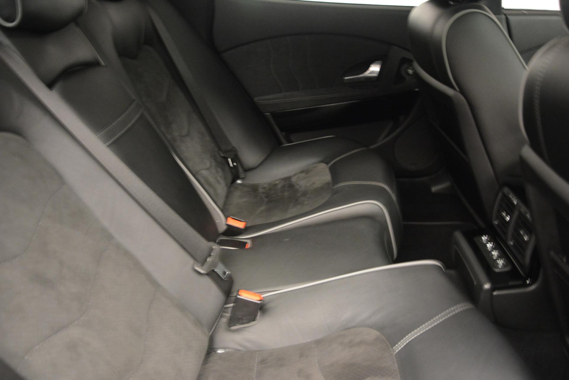 Used 2011 Maserati Quattroporte Sport GT S For Sale In Greenwich, CT 531_p27