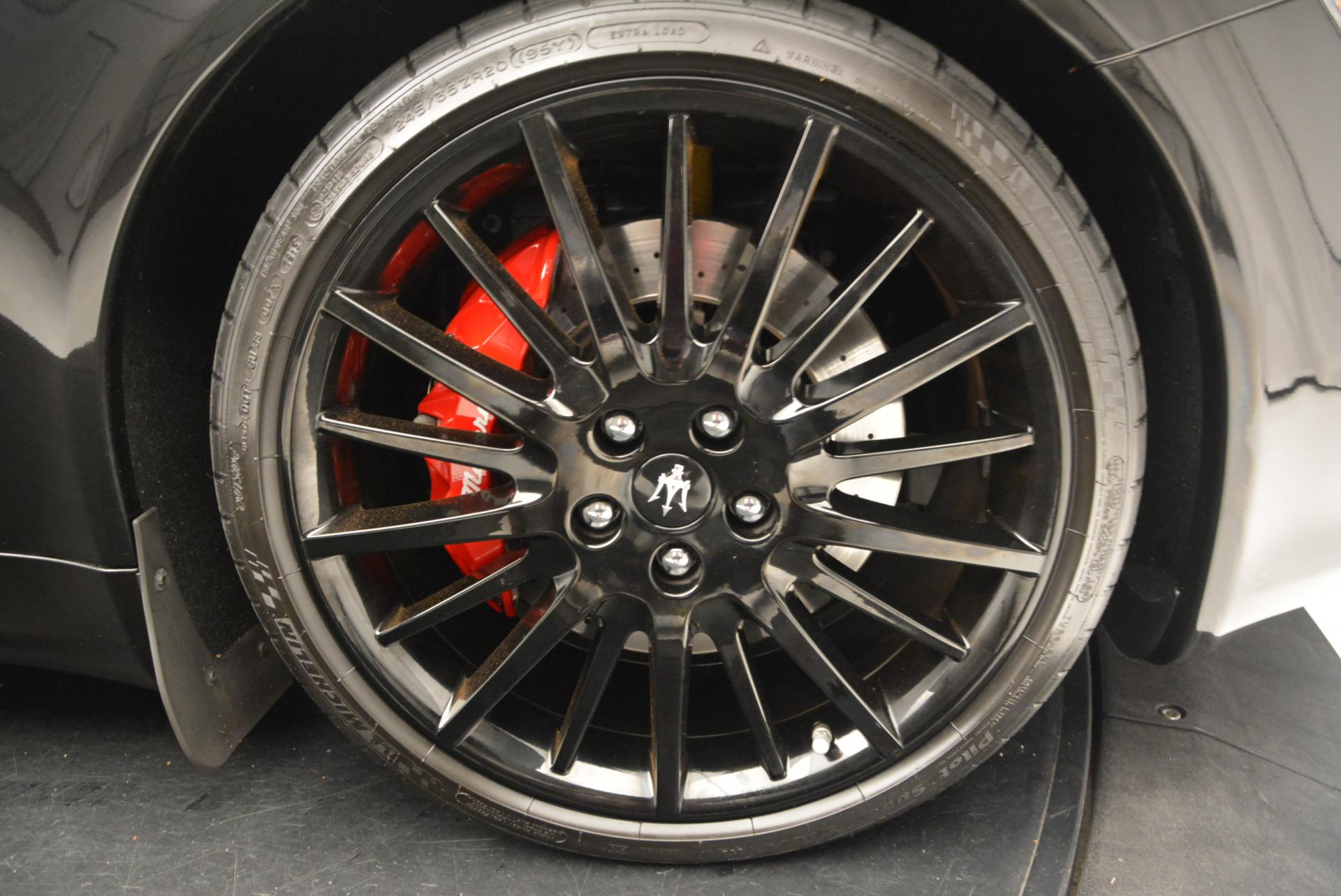 Used 2011 Maserati Quattroporte Sport GT S For Sale In Greenwich, CT 531_p31