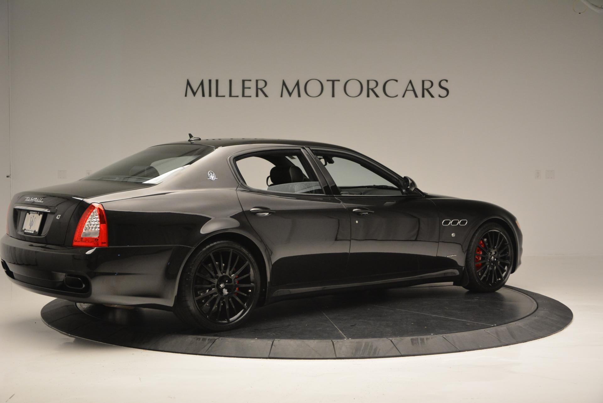 Used 2011 Maserati Quattroporte Sport GT S For Sale In Greenwich, CT 531_p8