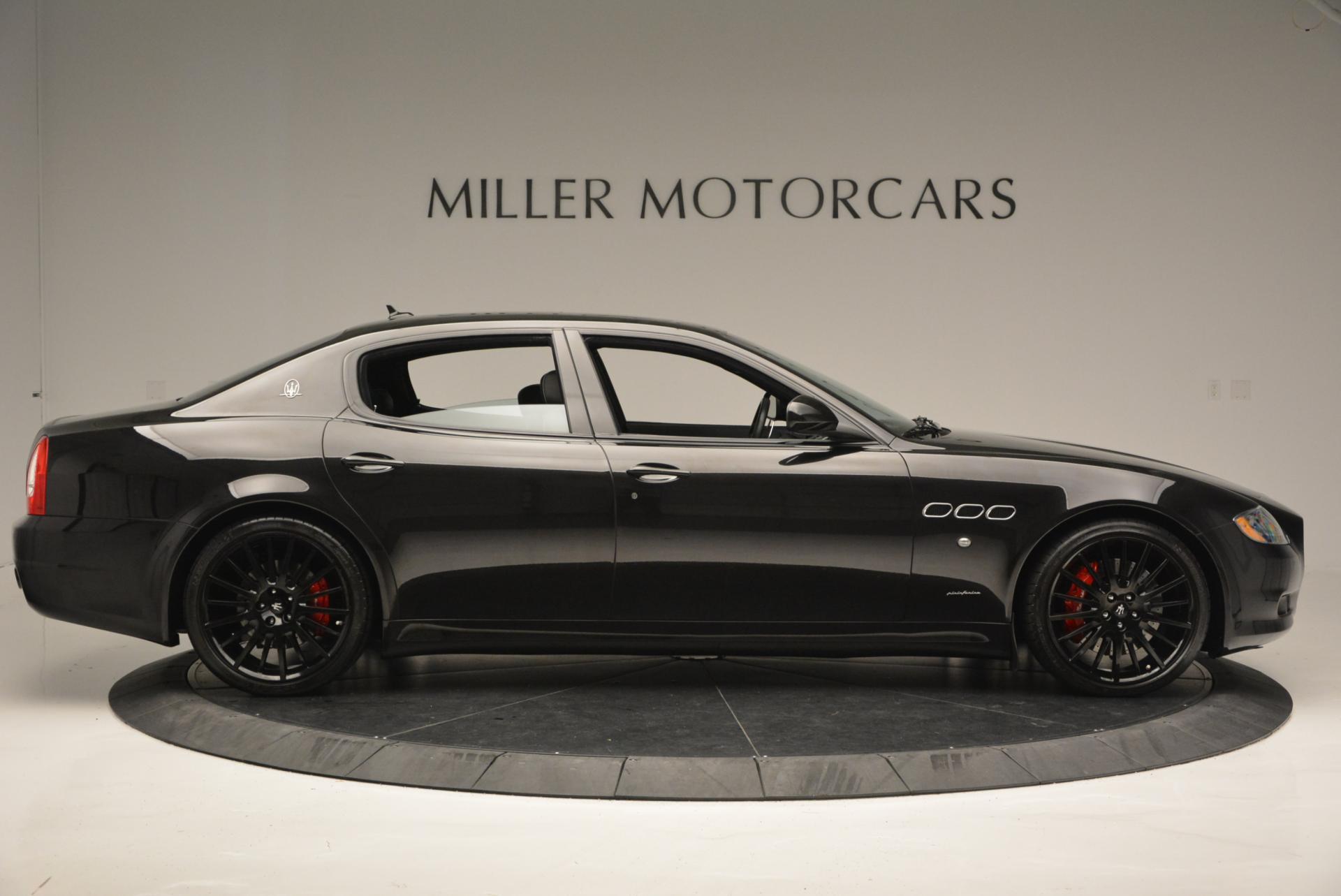 Used 2011 Maserati Quattroporte Sport GT S For Sale In Greenwich, CT 531_p9