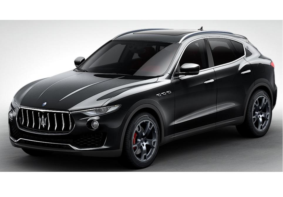 New 2017 Maserati Levante 350hp For Sale In Greenwich, CT 535_main