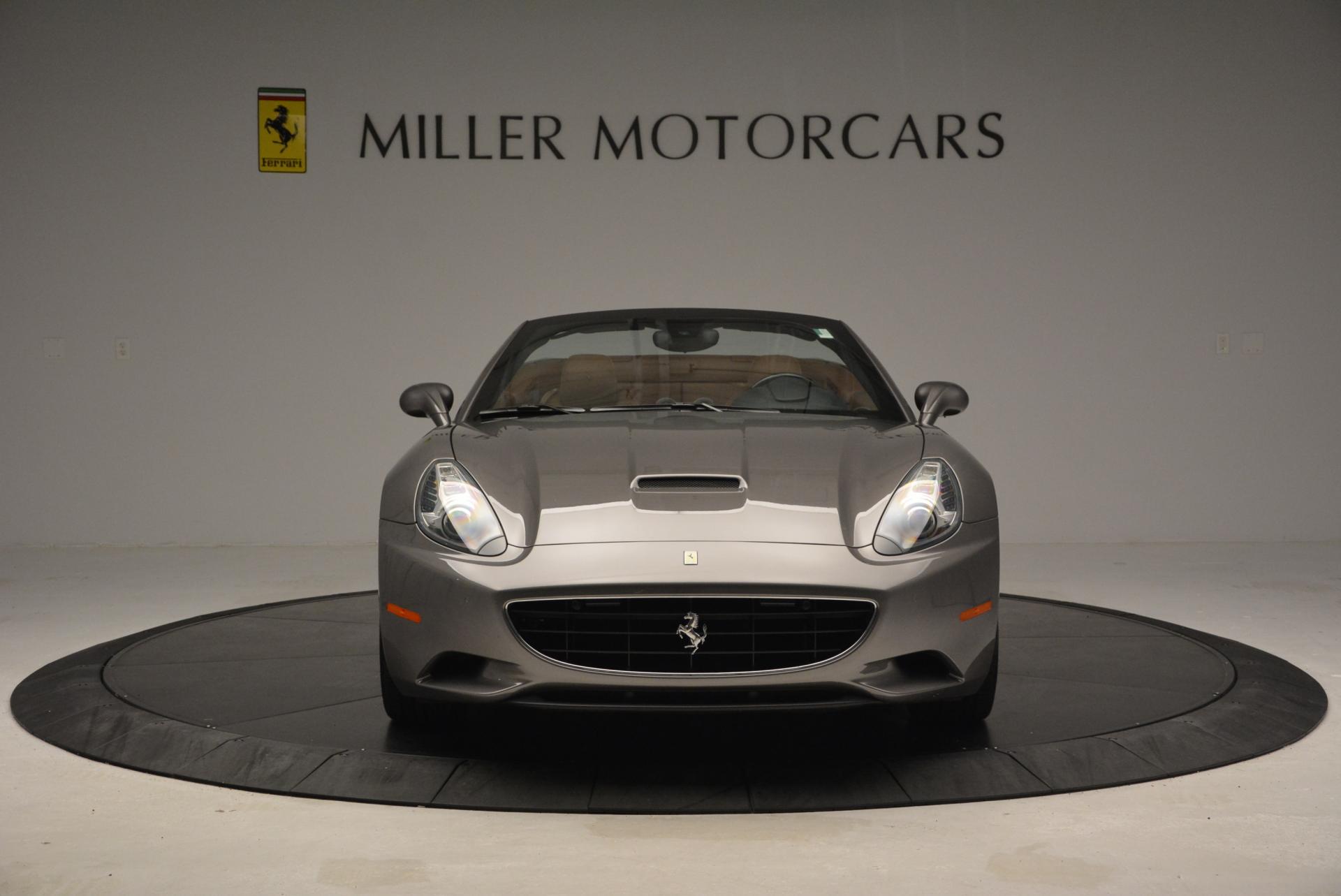Used 2012 Ferrari California  For Sale In Greenwich, CT 536_p12