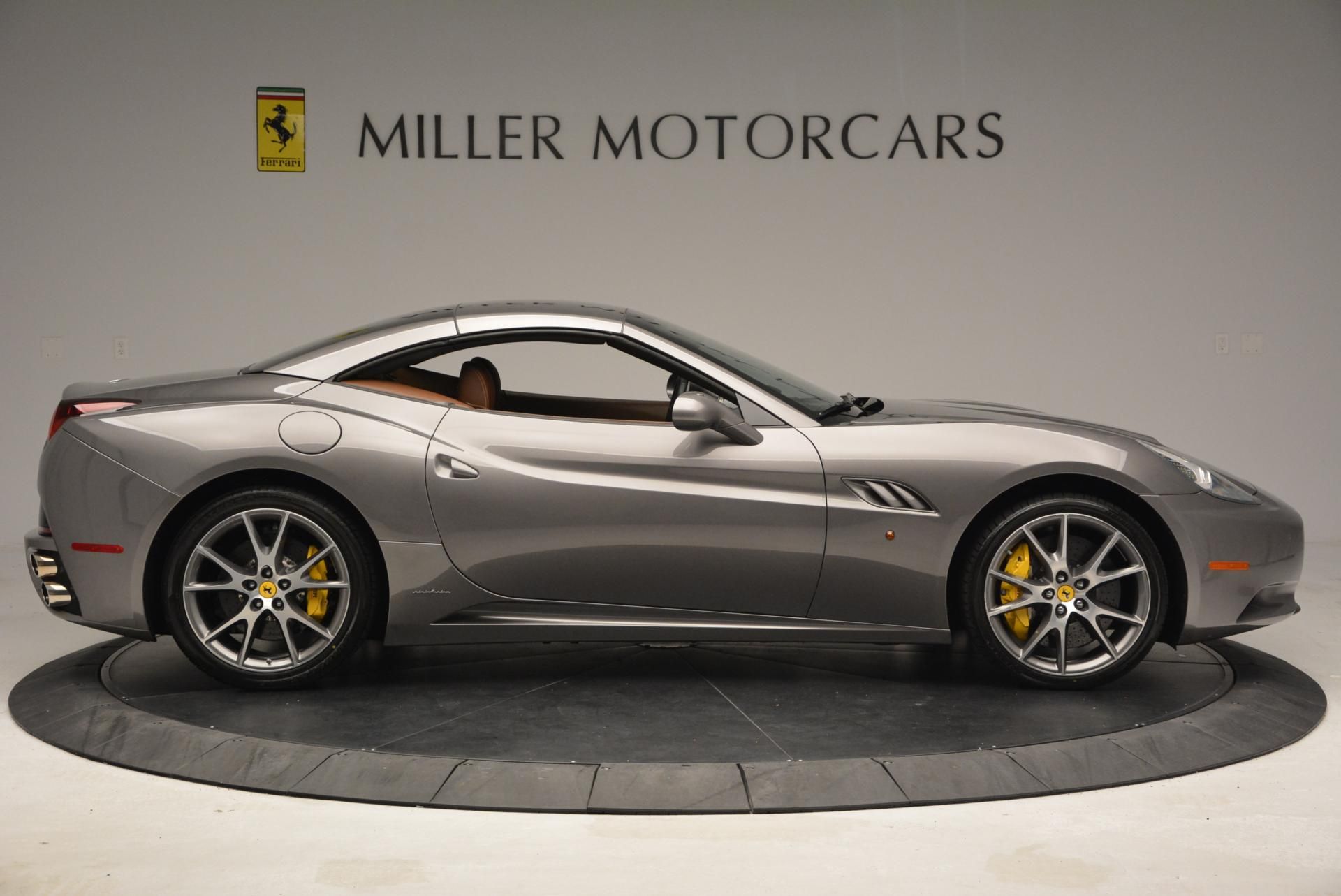 Used 2012 Ferrari California  For Sale In Greenwich, CT 536_p21