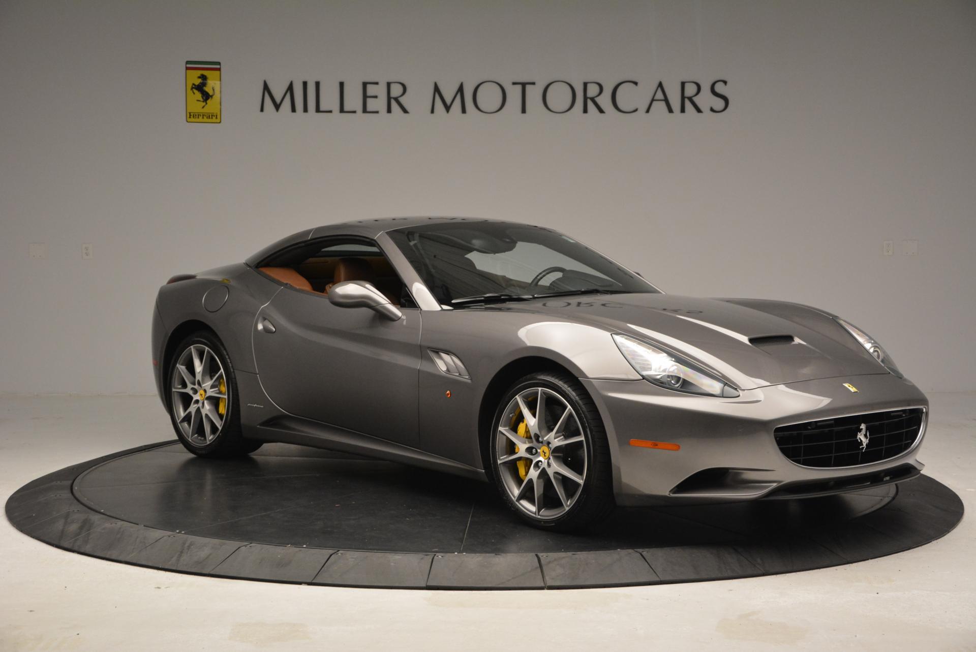 Used 2012 Ferrari California  For Sale In Greenwich, CT 536_p23