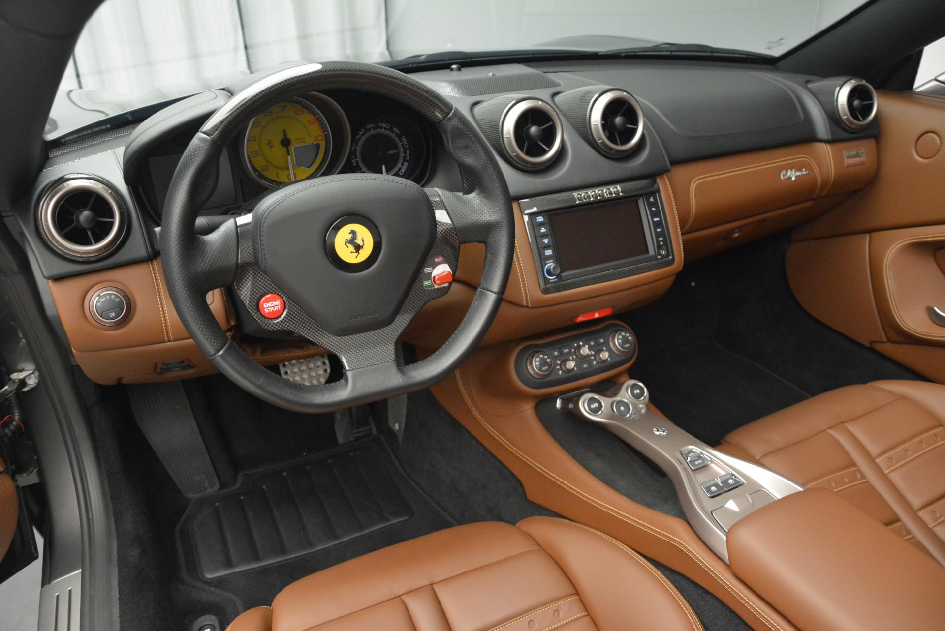 Used 2012 Ferrari California  For Sale In Greenwich, CT 536_p25