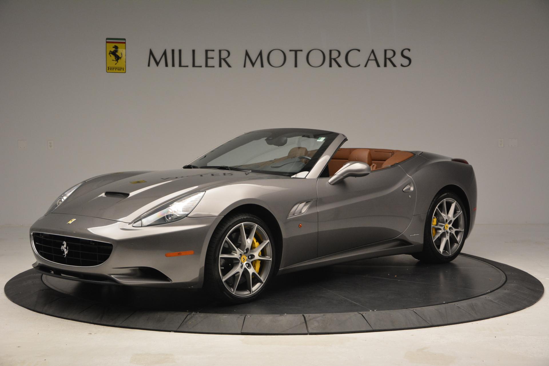 Used 2012 Ferrari California  For Sale In Greenwich, CT 536_p2