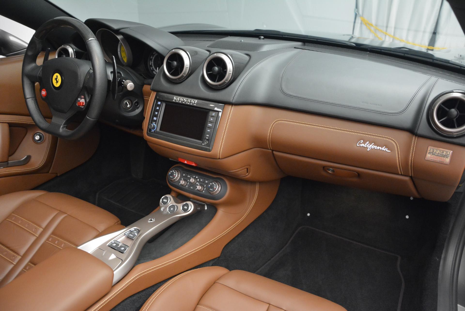 Used 2012 Ferrari California  For Sale In Greenwich, CT 536_p30