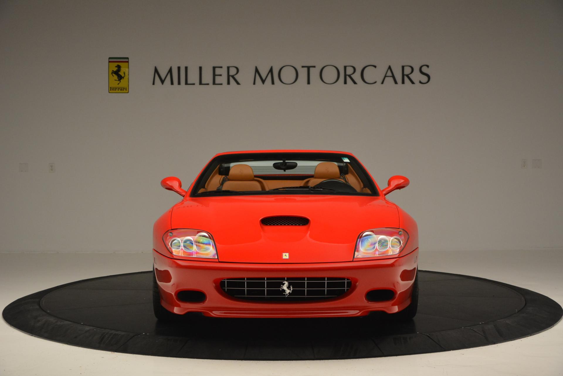 Used 2005 Ferrari Superamerica  For Sale In Greenwich, CT 539_p12