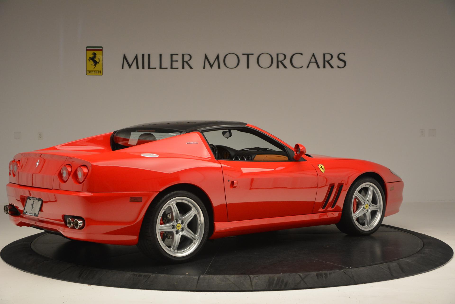 Used 2005 Ferrari Superamerica  For Sale In Greenwich, CT 539_p20