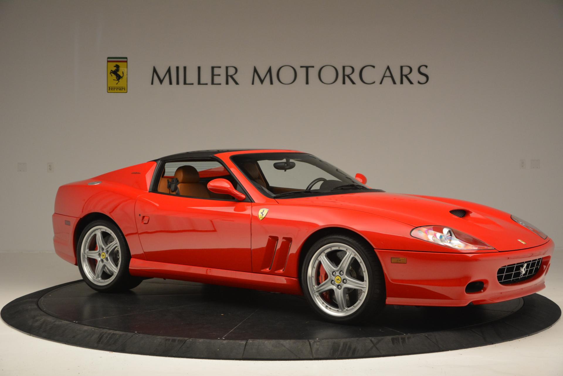 Used 2005 Ferrari Superamerica  For Sale In Greenwich, CT 539_p22