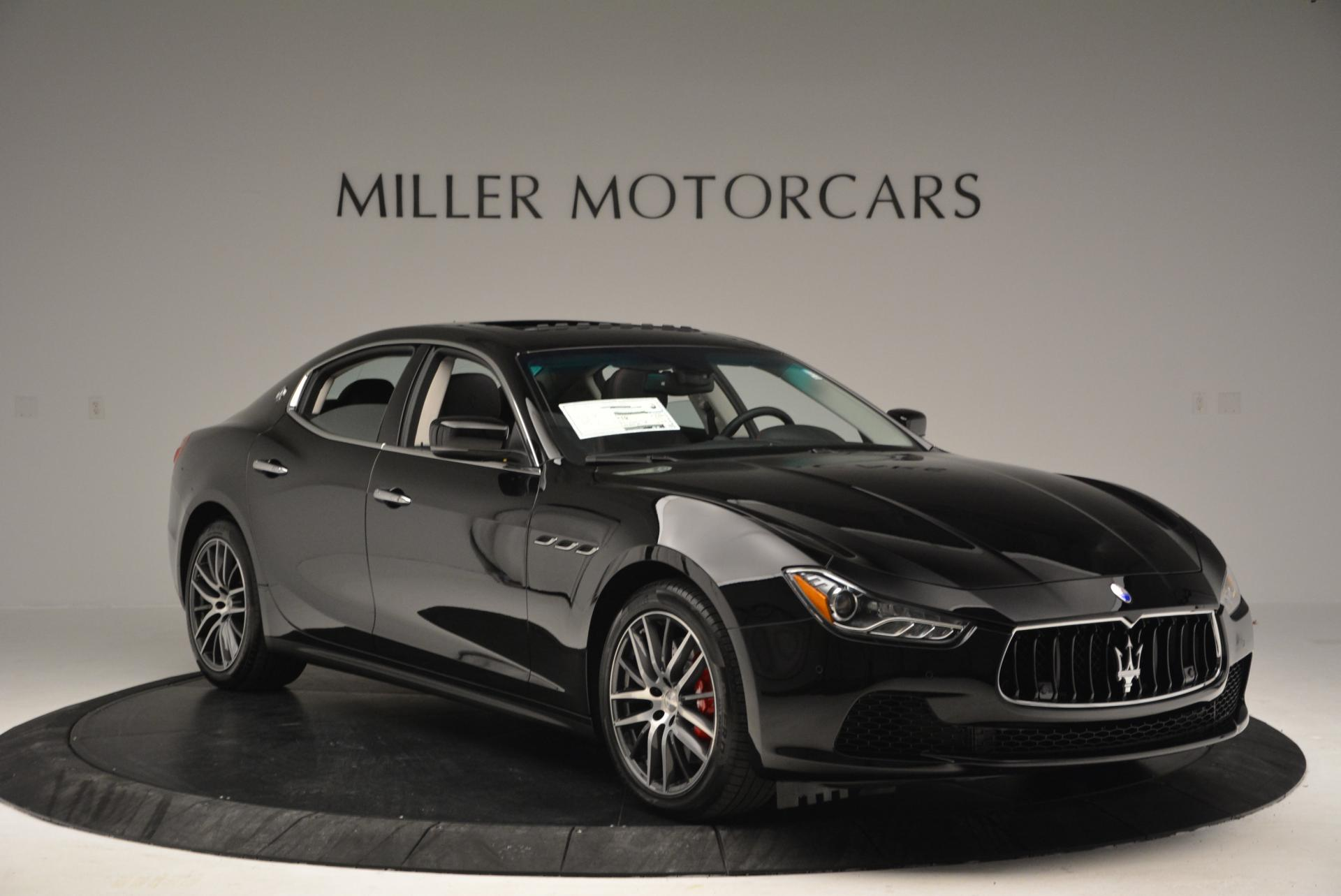 Used 2016 Maserati Ghibli S Q4 For Sale In Greenwich, CT 54_p11