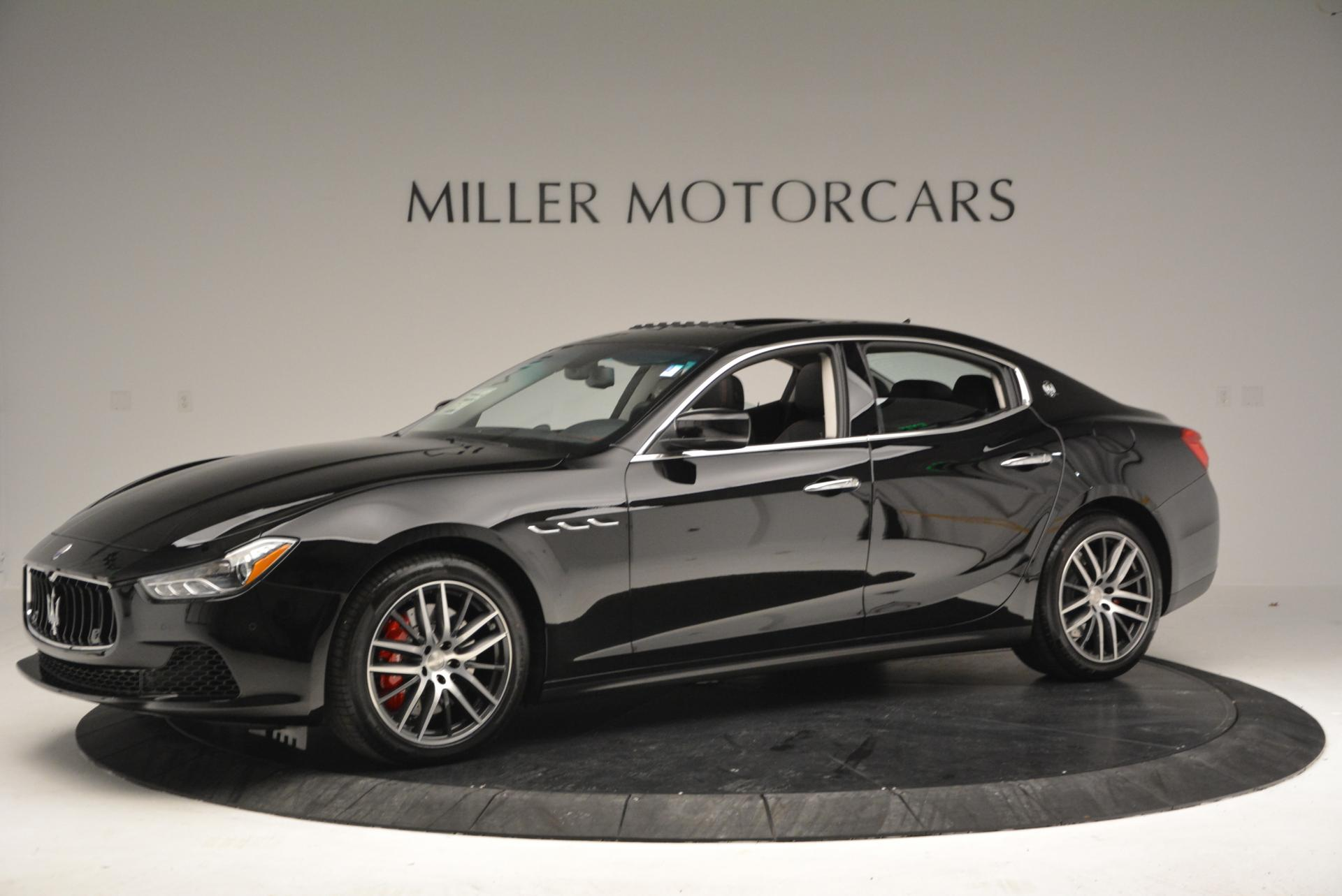 Used 2016 Maserati Ghibli S Q4 For Sale In Greenwich, CT 54_p2