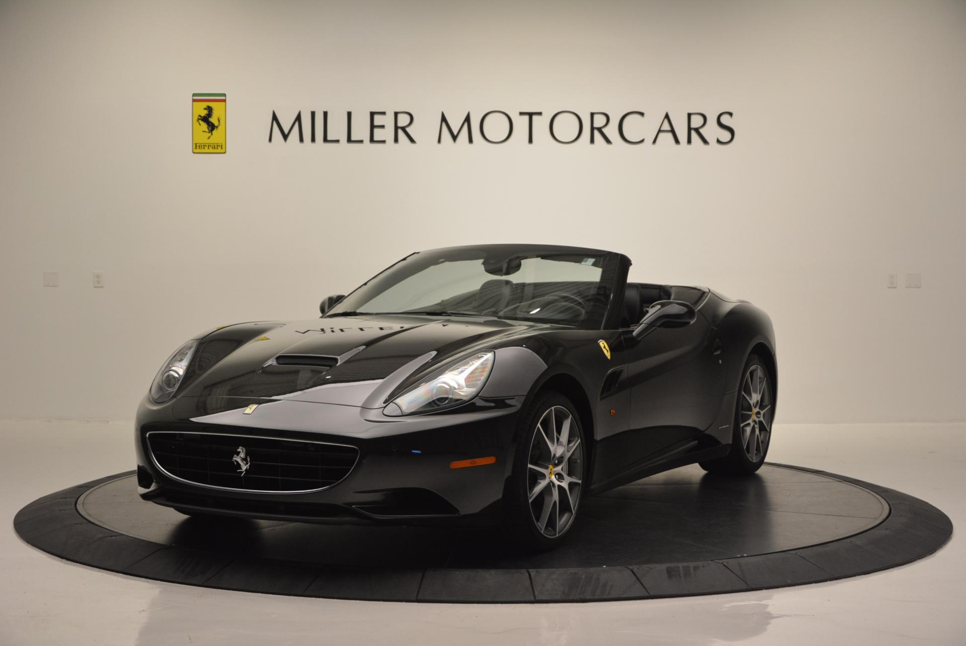 Used 2012 Ferrari California  For Sale In Greenwich, CT