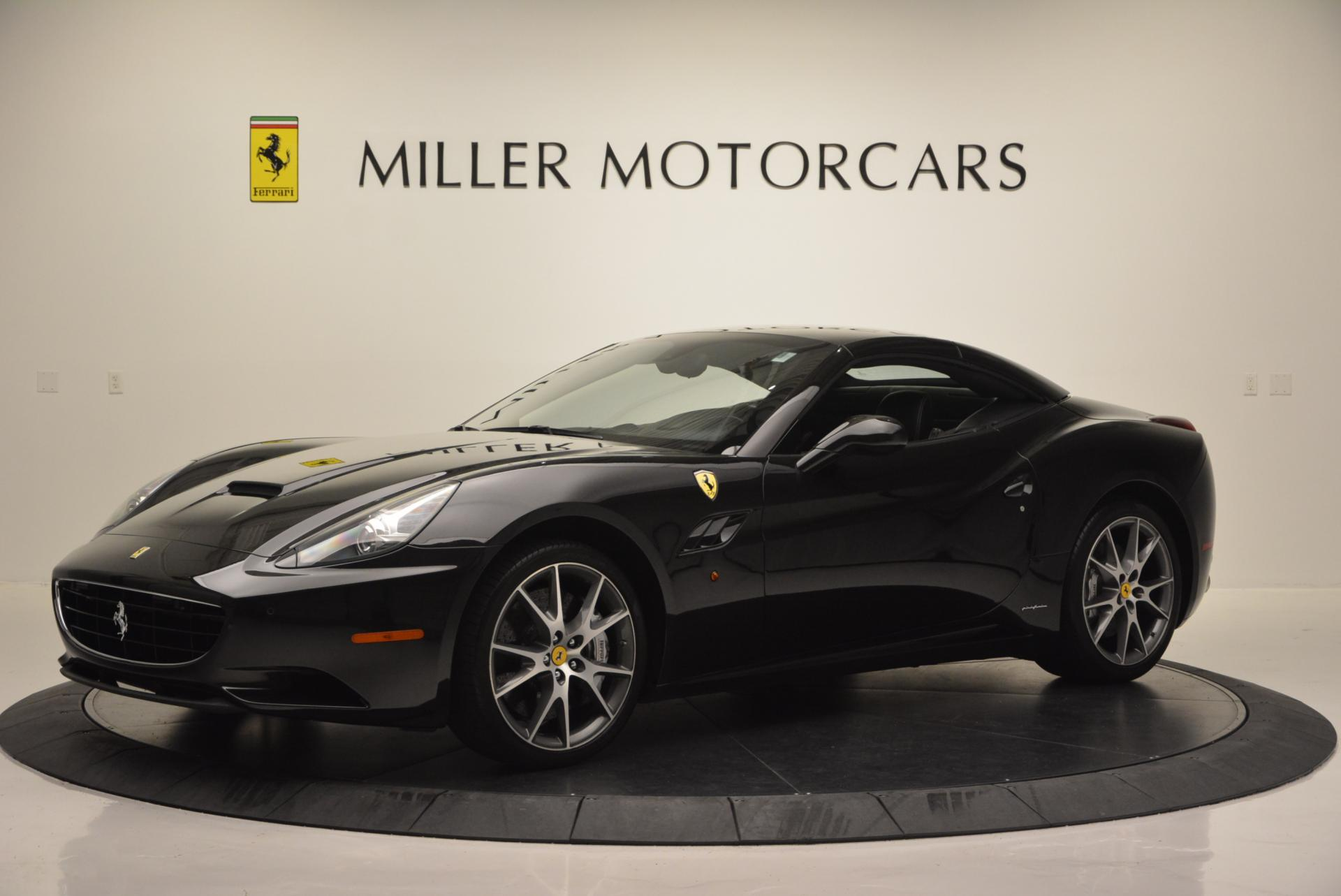 Used 2012 Ferrari California  For Sale In Greenwich, CT 540_p14