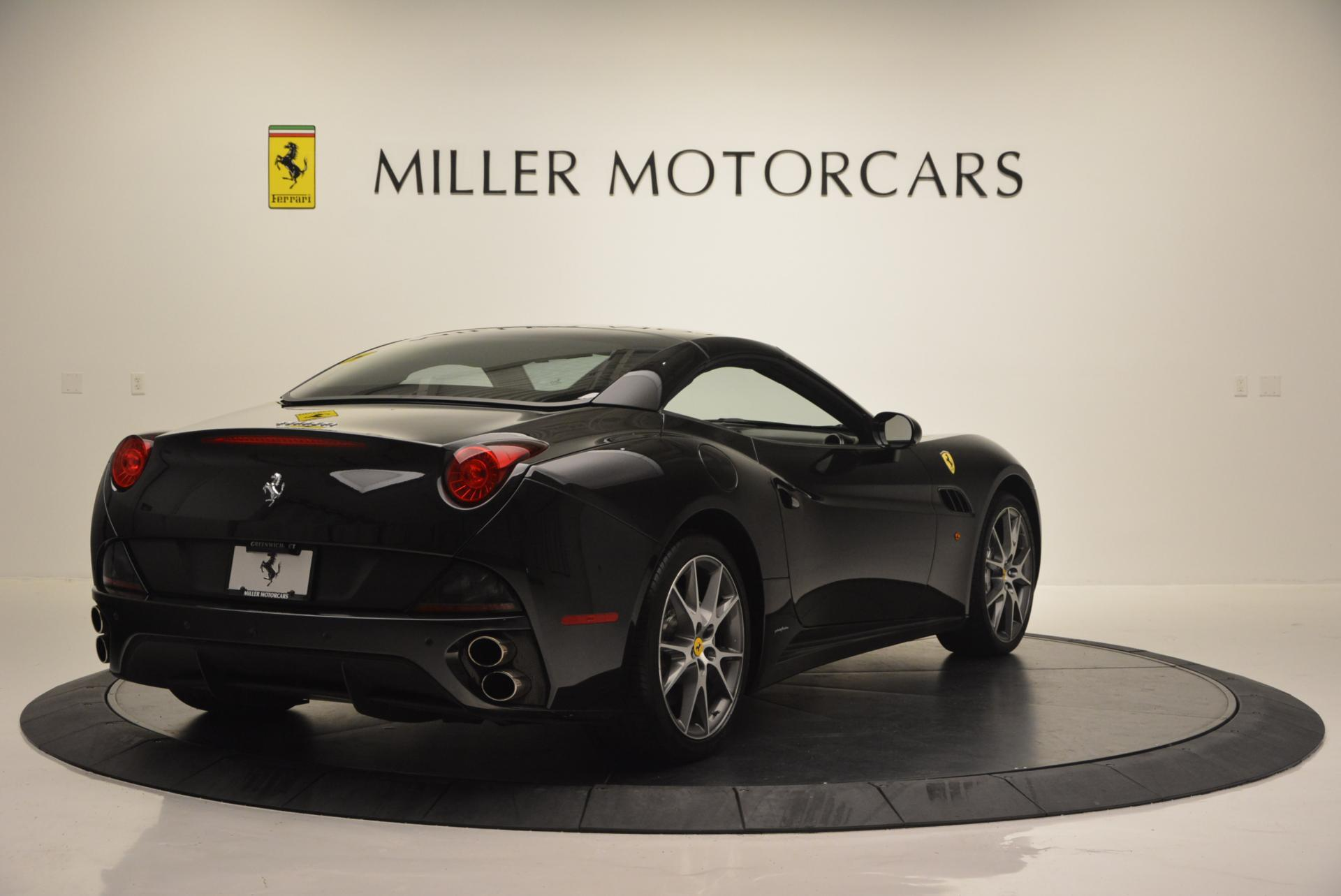 Used 2012 Ferrari California  For Sale In Greenwich, CT 540_p19