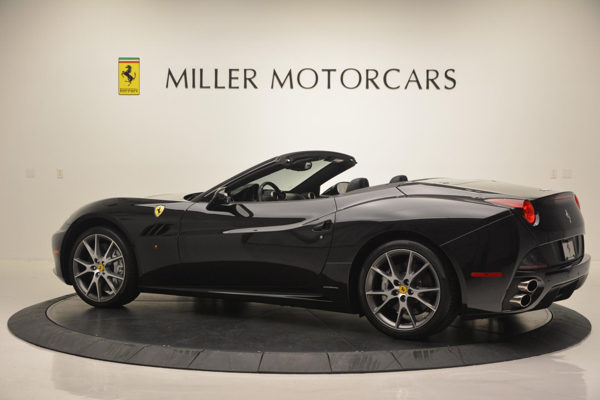 Used 2012 Ferrari California  For Sale In Greenwich, CT 540_p4