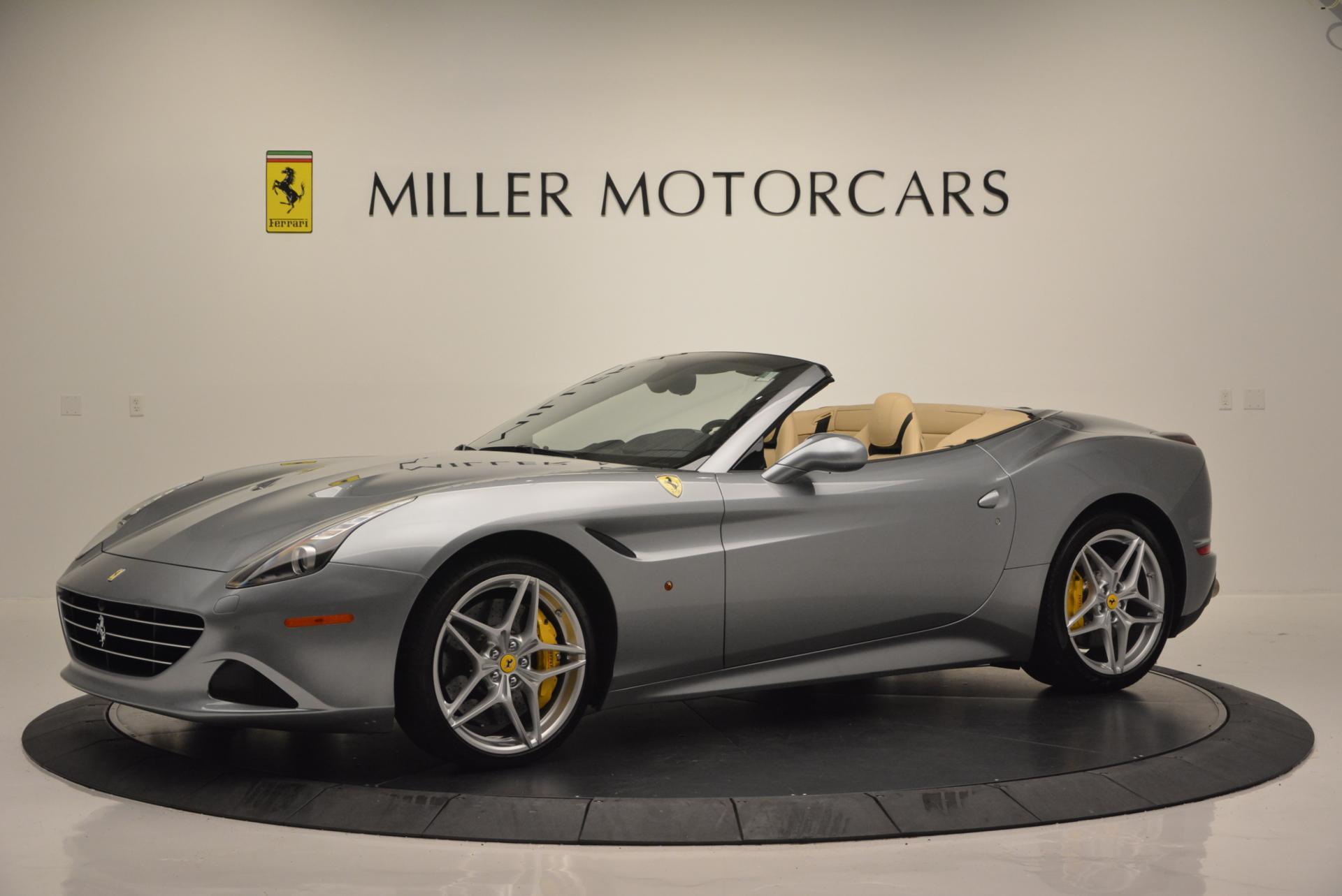 Used 2015 Ferrari California T  For Sale In Greenwich, CT 541_p2
