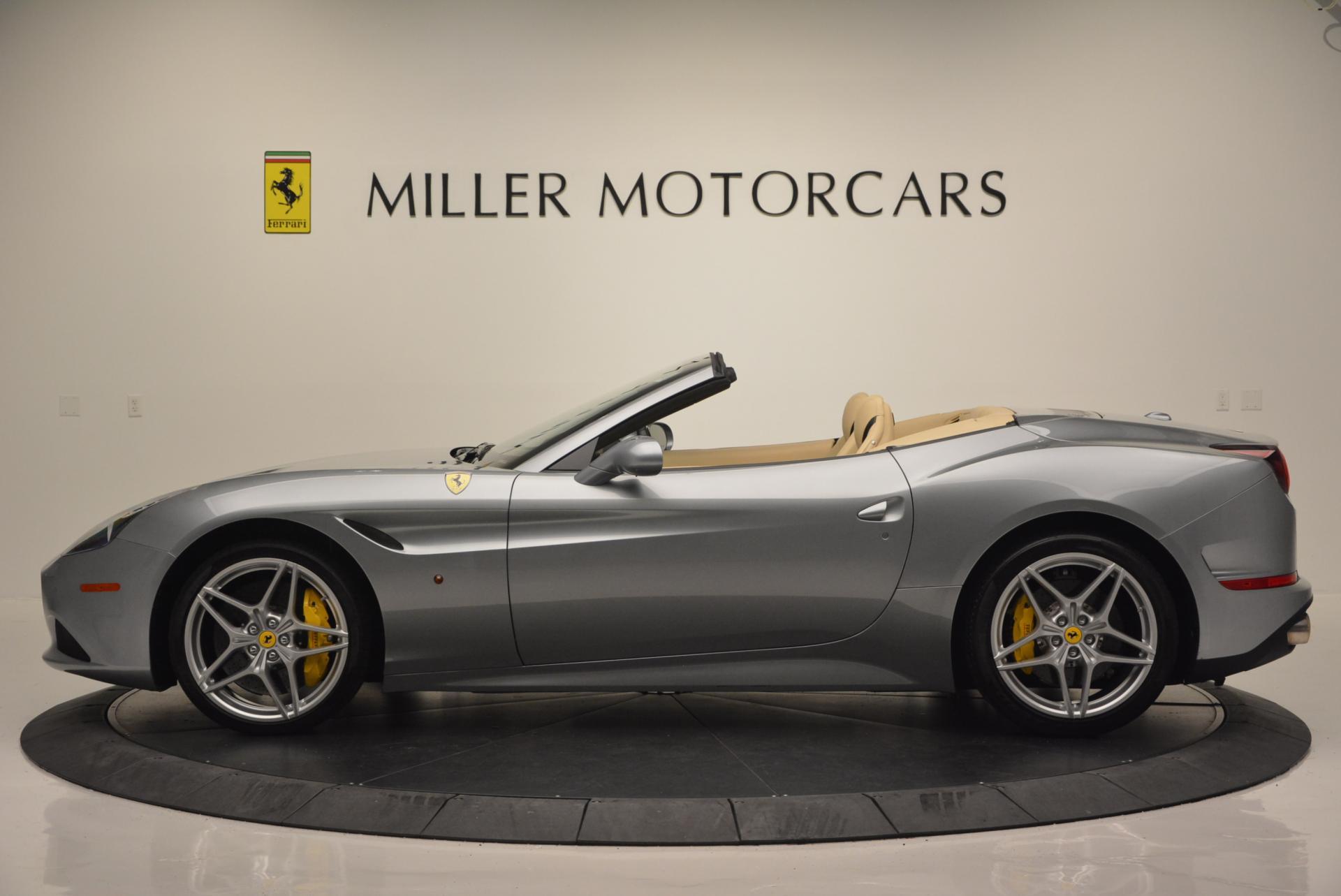 Used 2015 Ferrari California T  For Sale In Greenwich, CT 541_p3