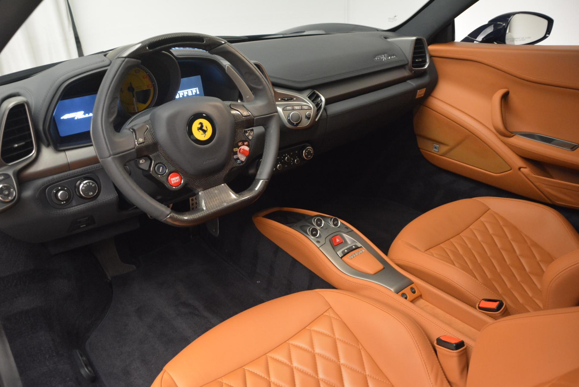 Used 2010 Ferrari 458 Italia  For Sale In Greenwich, CT 543_p13