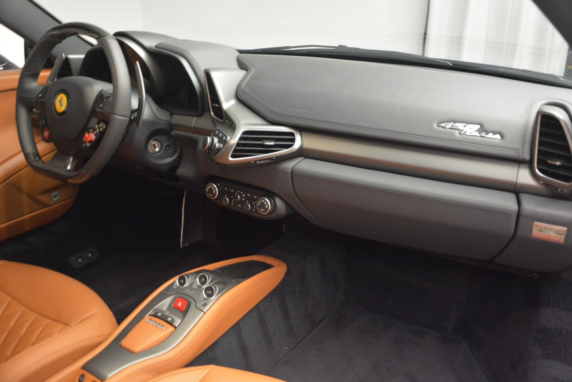 Used 2010 Ferrari 458 Italia  For Sale In Greenwich, CT 543_p17