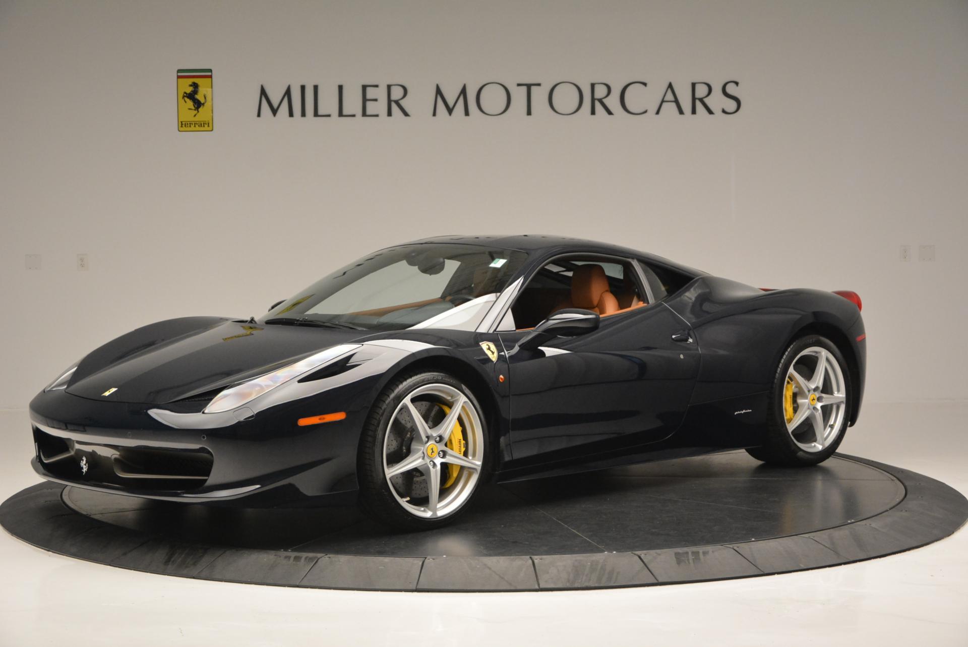 Used 2010 Ferrari 458 Italia  For Sale In Greenwich, CT 543_p2