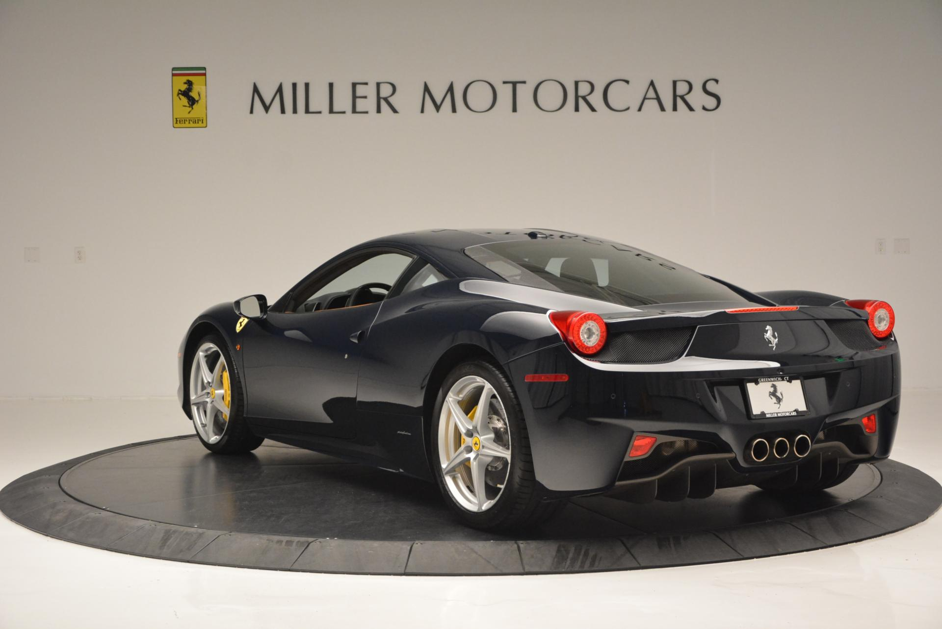 Used 2010 Ferrari 458 Italia  For Sale In Greenwich, CT 543_p5