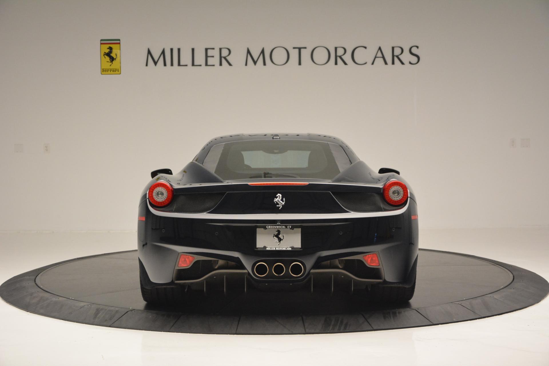 Used 2010 Ferrari 458 Italia  For Sale In Greenwich, CT 543_p6