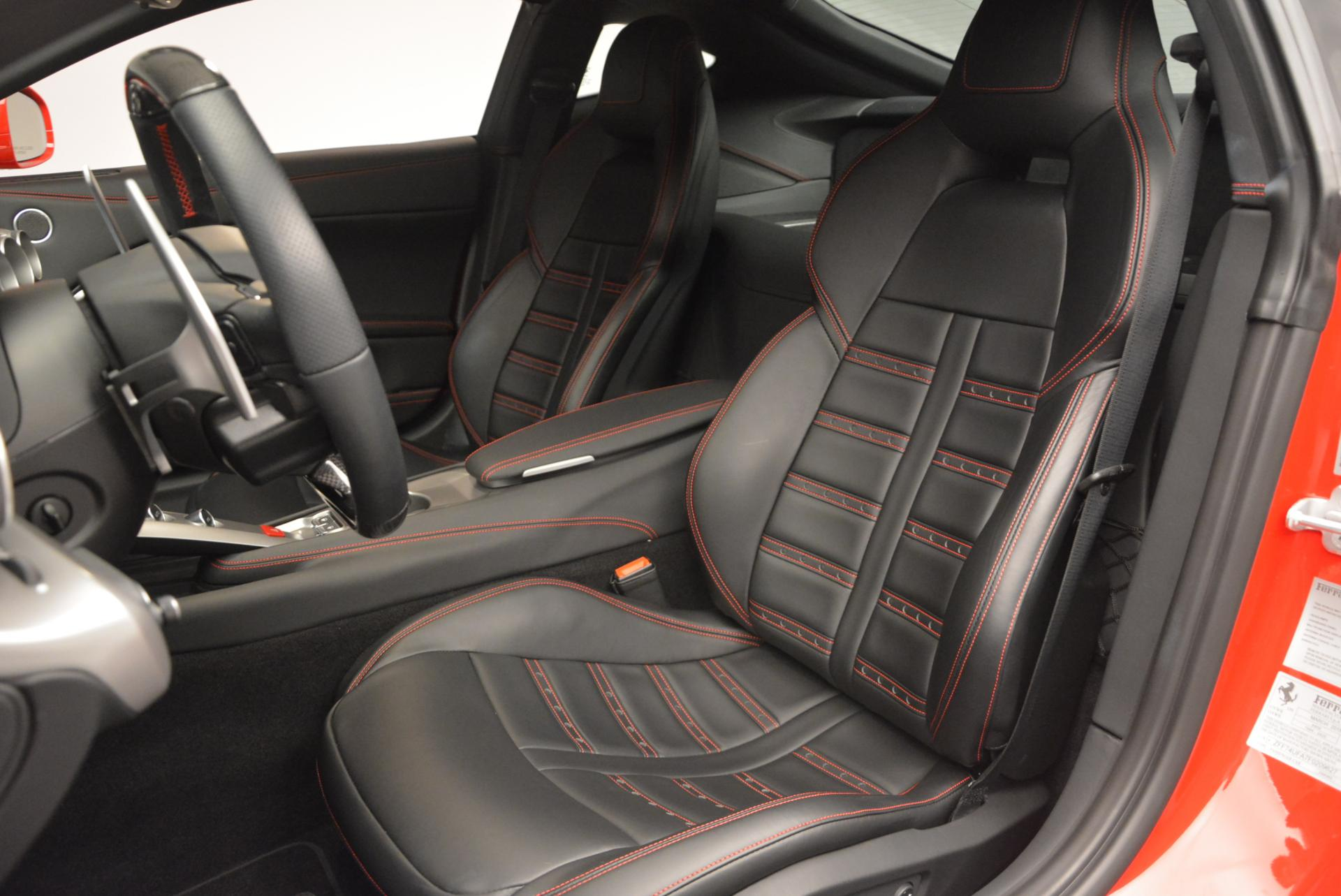 Used 2015 Ferrari F12 Berlinetta  For Sale In Greenwich, CT 545_p14
