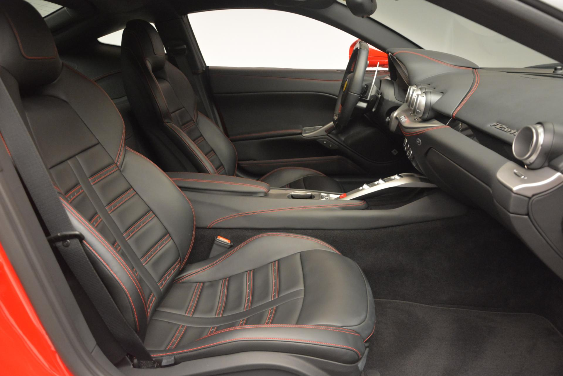 Used 2015 Ferrari F12 Berlinetta  For Sale In Greenwich, CT 545_p17