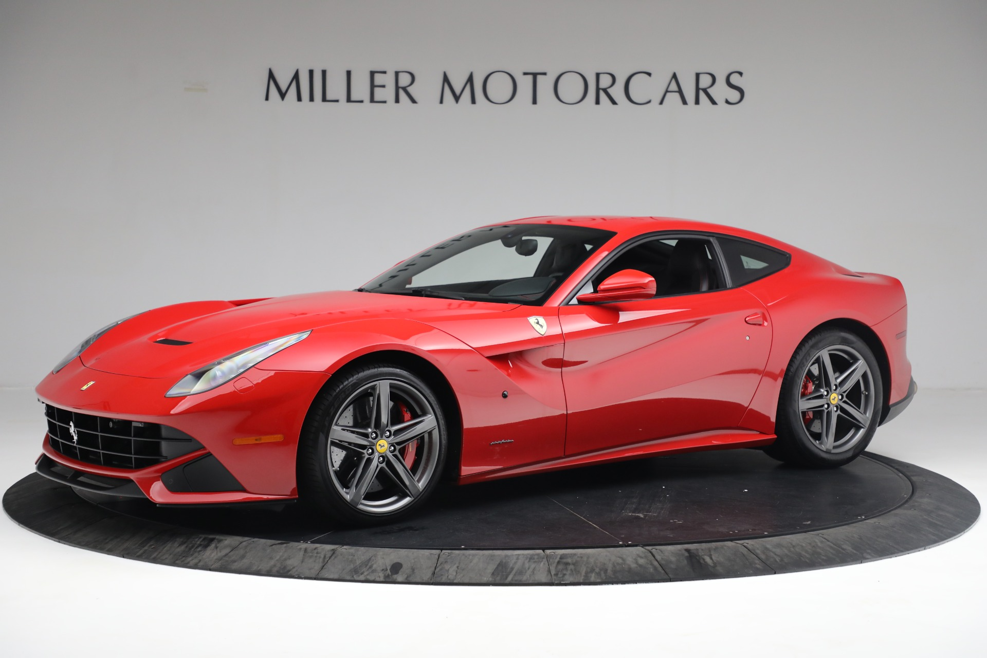 Used 2015 Ferrari F12 Berlinetta  For Sale In Greenwich, CT 545_p2
