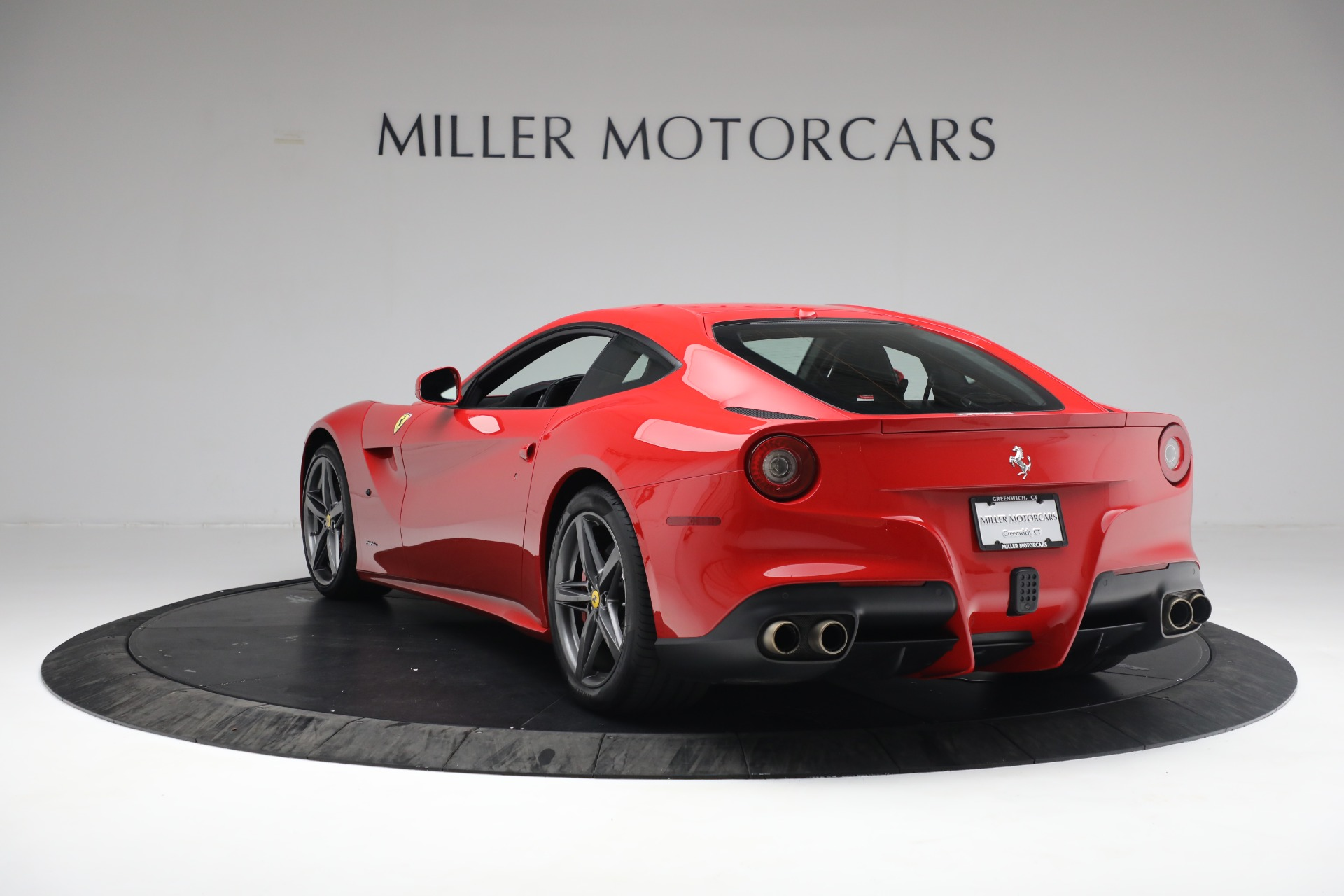 Used 2015 Ferrari F12 Berlinetta  For Sale In Greenwich, CT 545_p4