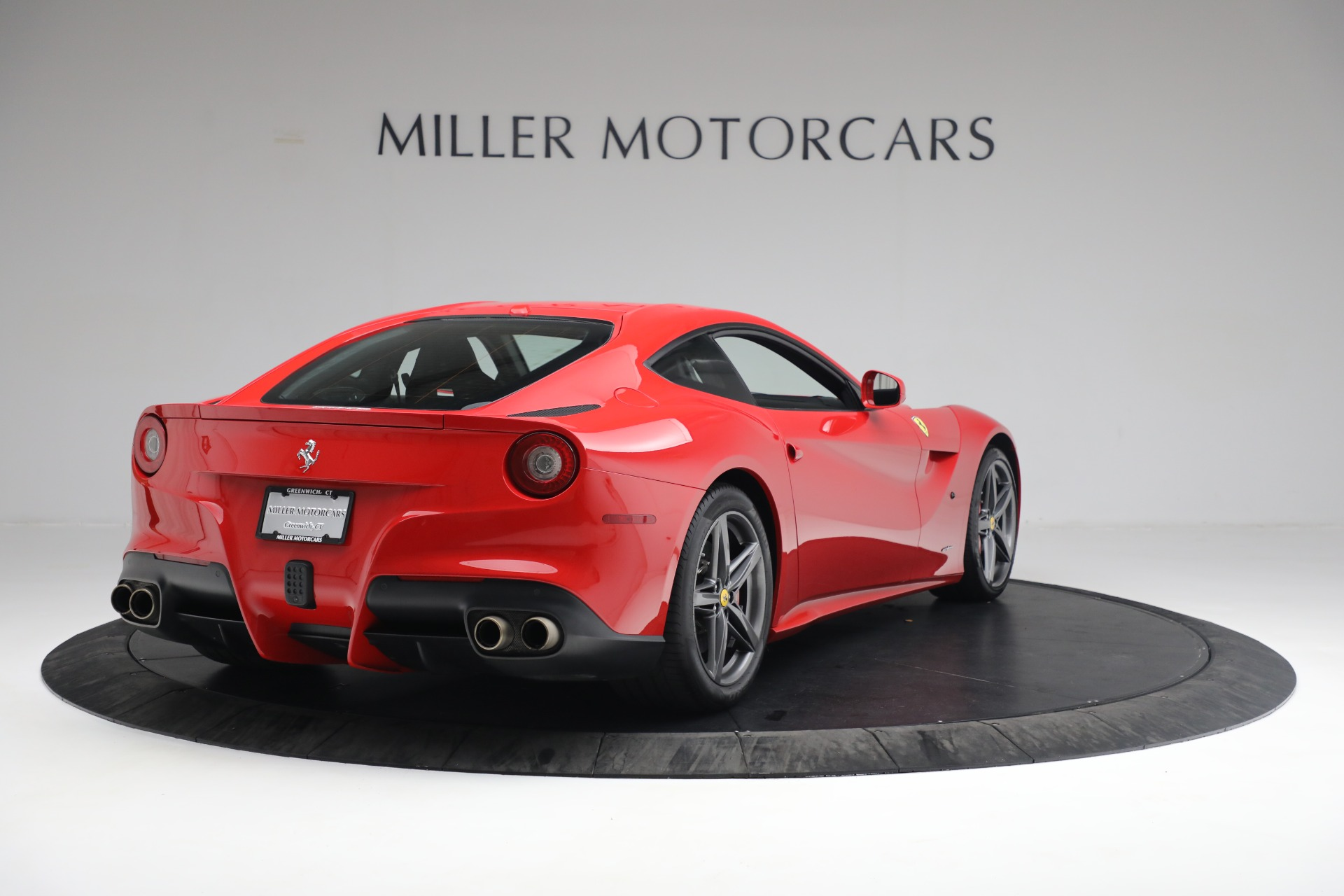 Used 2015 Ferrari F12 Berlinetta  For Sale In Greenwich, CT 545_p6