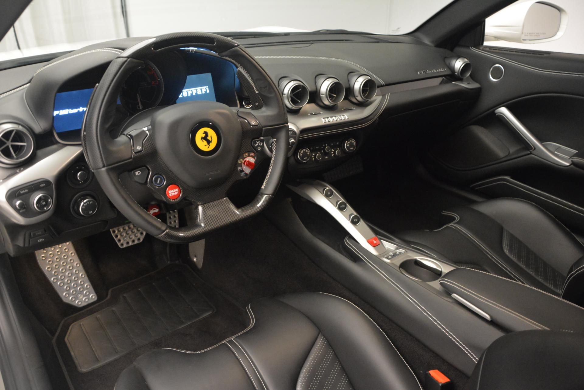 Used 2015 Ferrari F12 Berlinetta  For Sale In Greenwich, CT 546_p14
