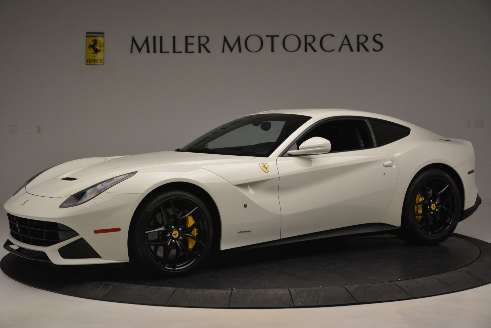 Used 2015 Ferrari F12 Berlinetta  For Sale In Greenwich, CT 546_p2