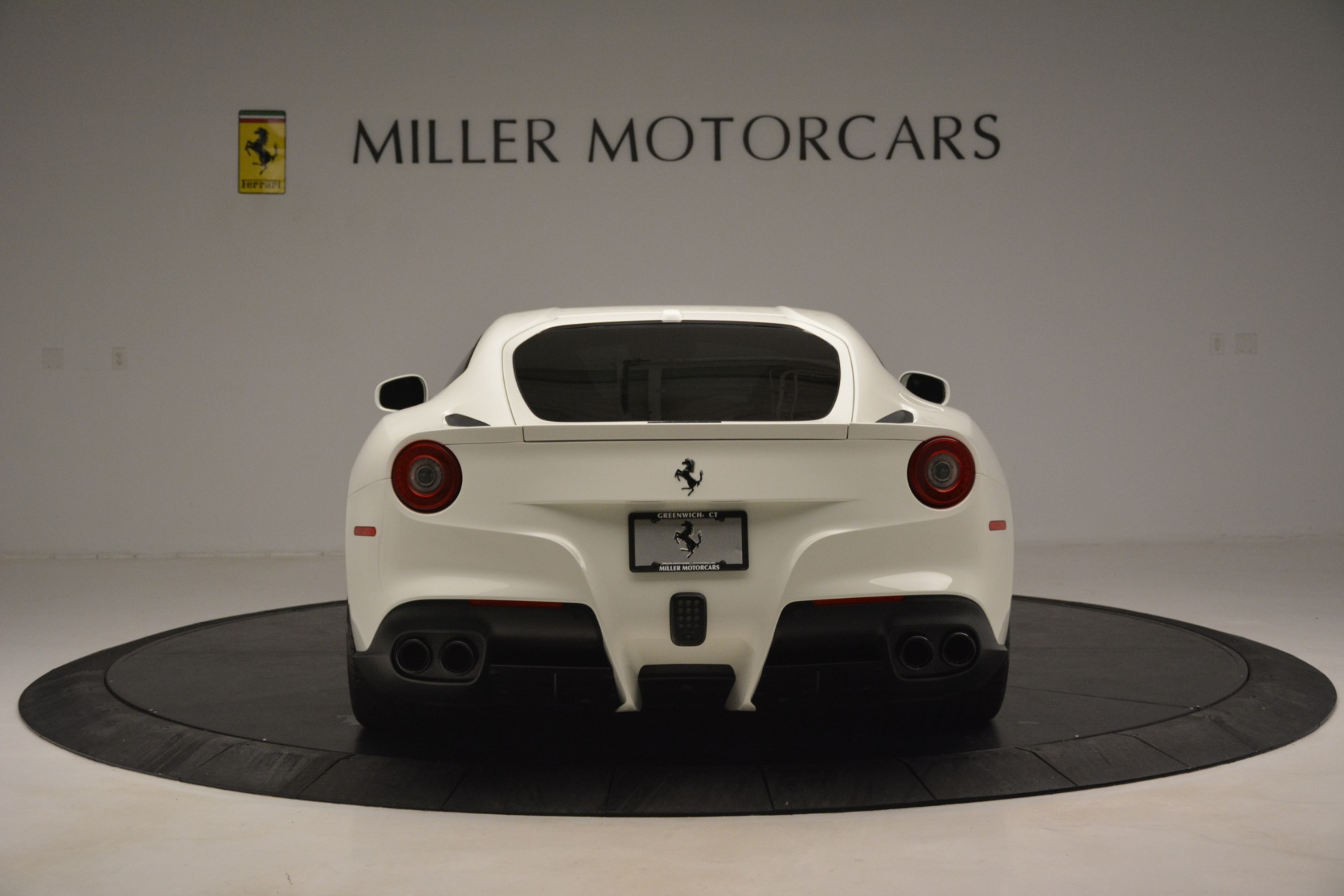 Used 2015 Ferrari F12 Berlinetta  For Sale In Greenwich, CT 546_p6