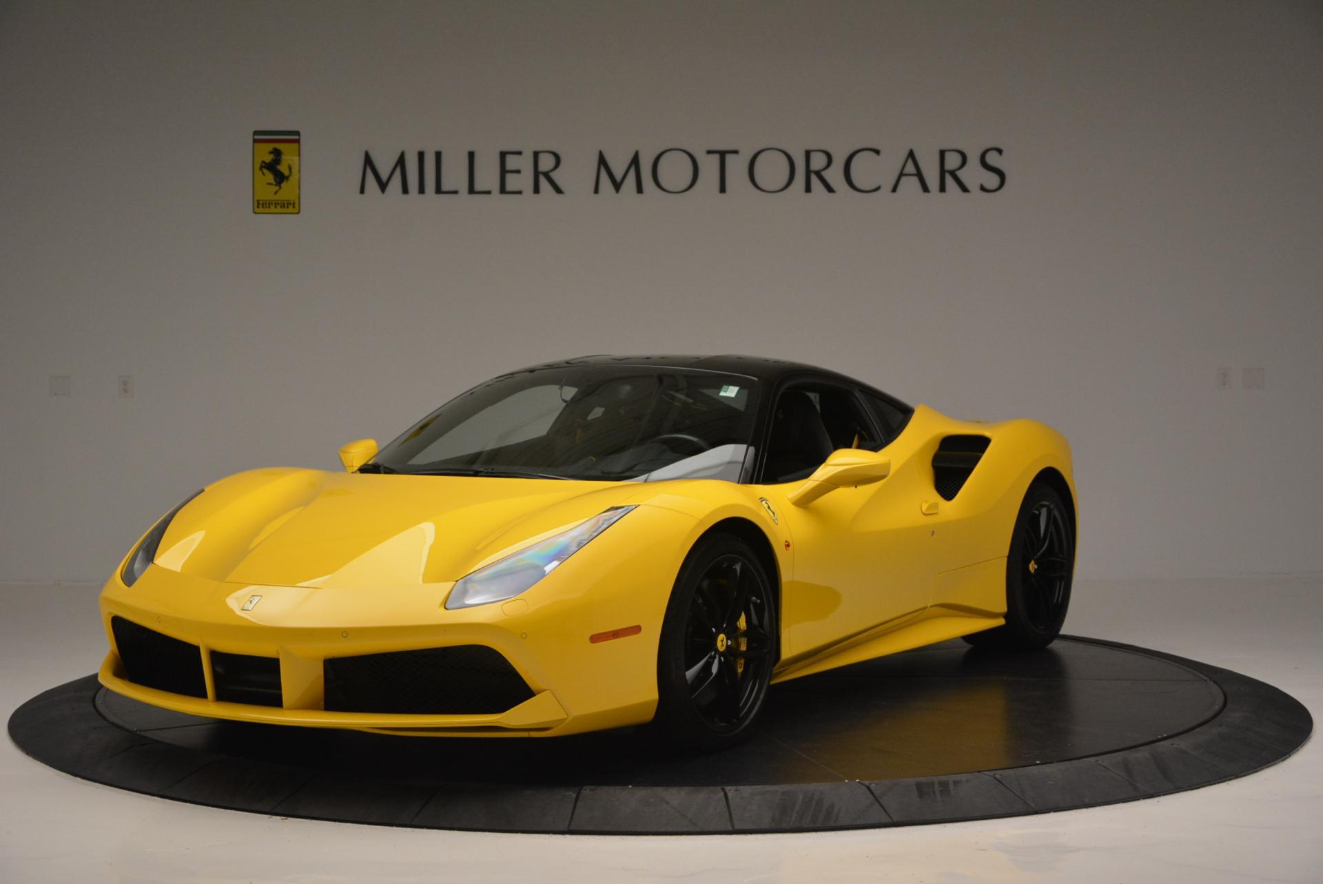 Used 2016 Ferrari 488 GTB  For Sale In Greenwich, CT 547_main