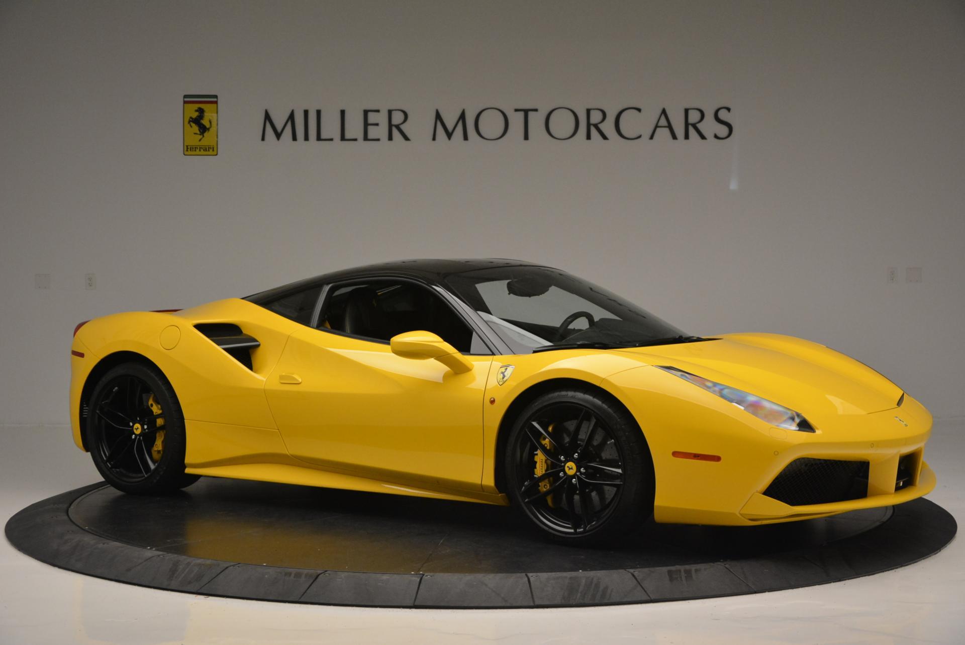 Used 2016 Ferrari 488 GTB  For Sale In Greenwich, CT 547_p10