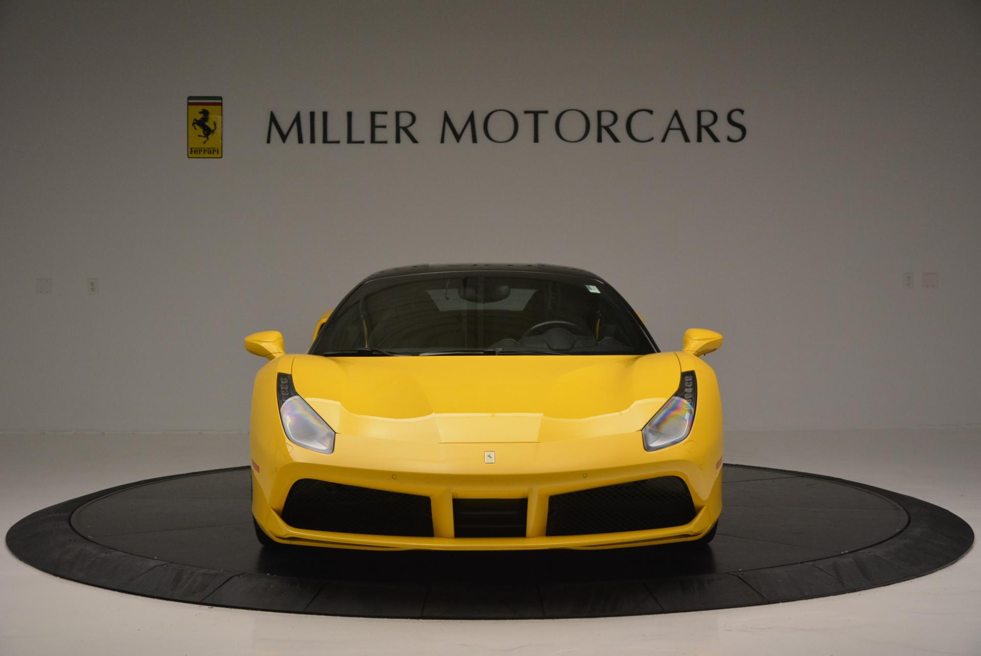 Used 2016 Ferrari 488 GTB  For Sale In Greenwich, CT 547_p12