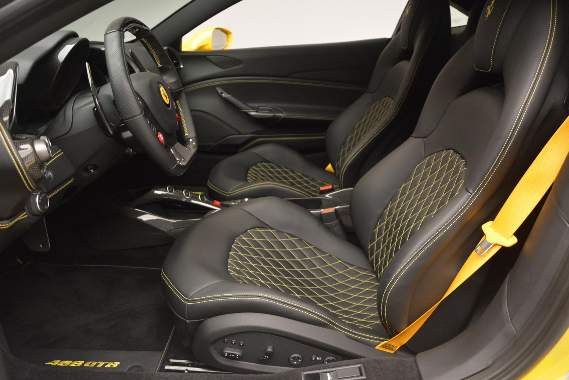 Used 2016 Ferrari 488 GTB  For Sale In Greenwich, CT 547_p14