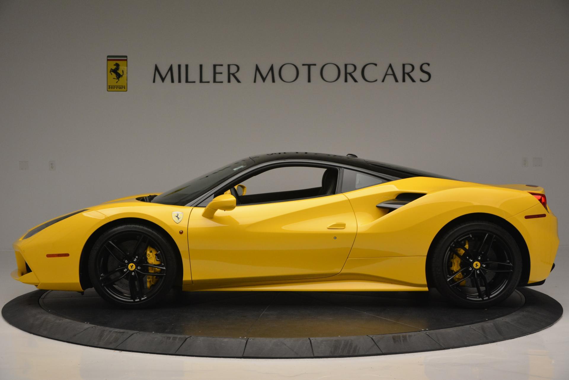 Used 2016 Ferrari 488 GTB  For Sale In Greenwich, CT 547_p3