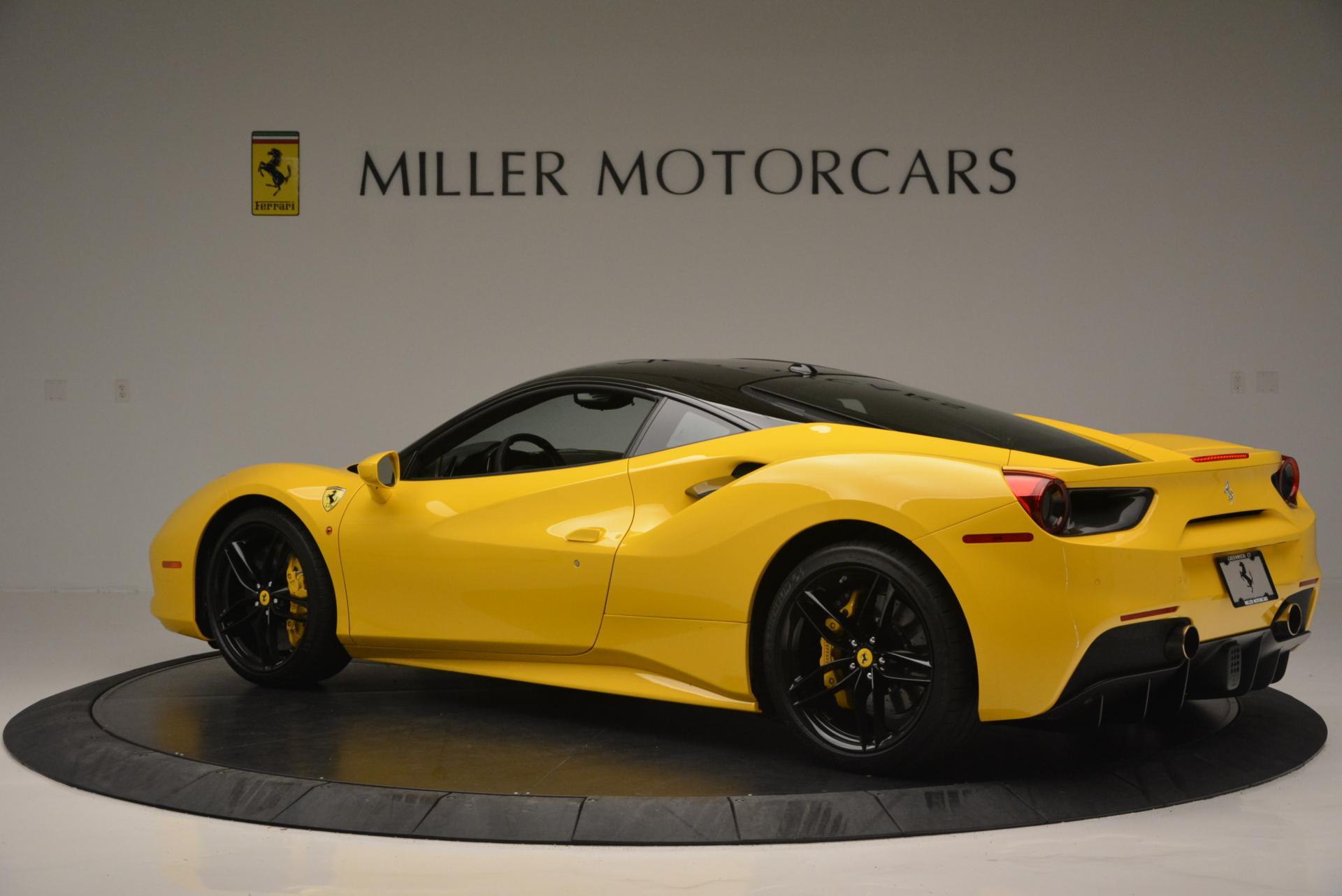 Used 2016 Ferrari 488 GTB  For Sale In Greenwich, CT 547_p4