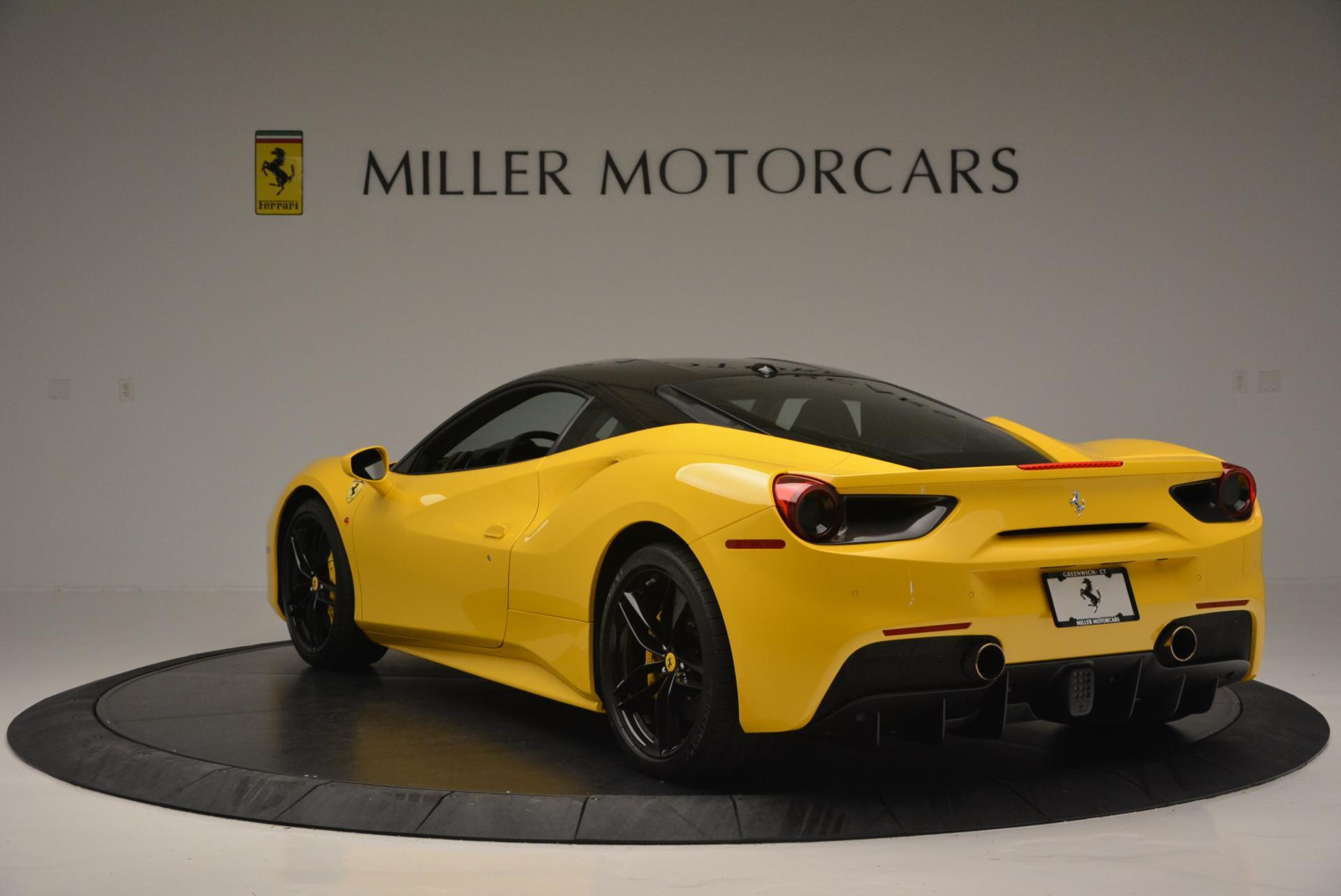 Used 2016 Ferrari 488 GTB  For Sale In Greenwich, CT 547_p5