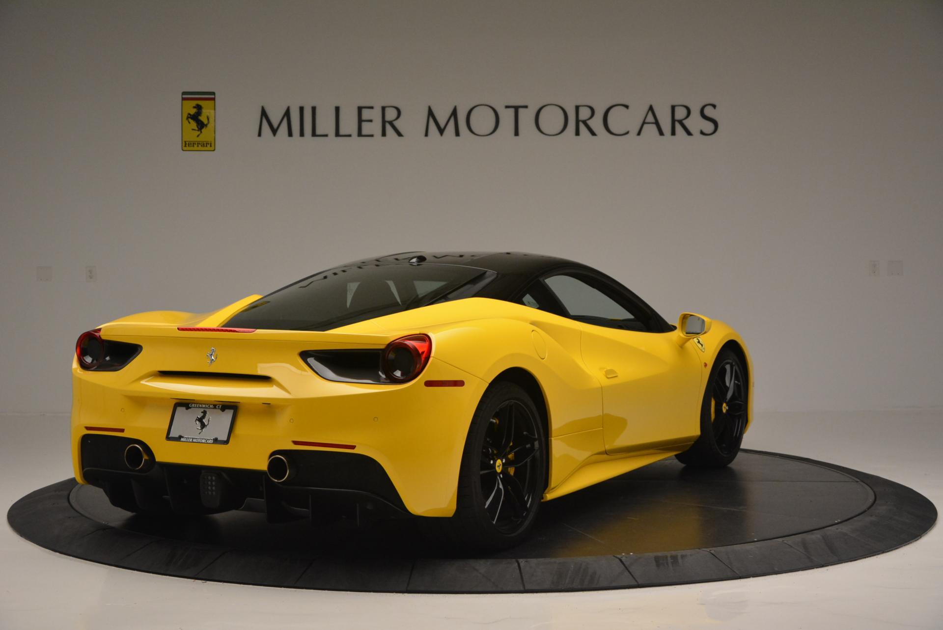 Used 2016 Ferrari 488 GTB  For Sale In Greenwich, CT 547_p7