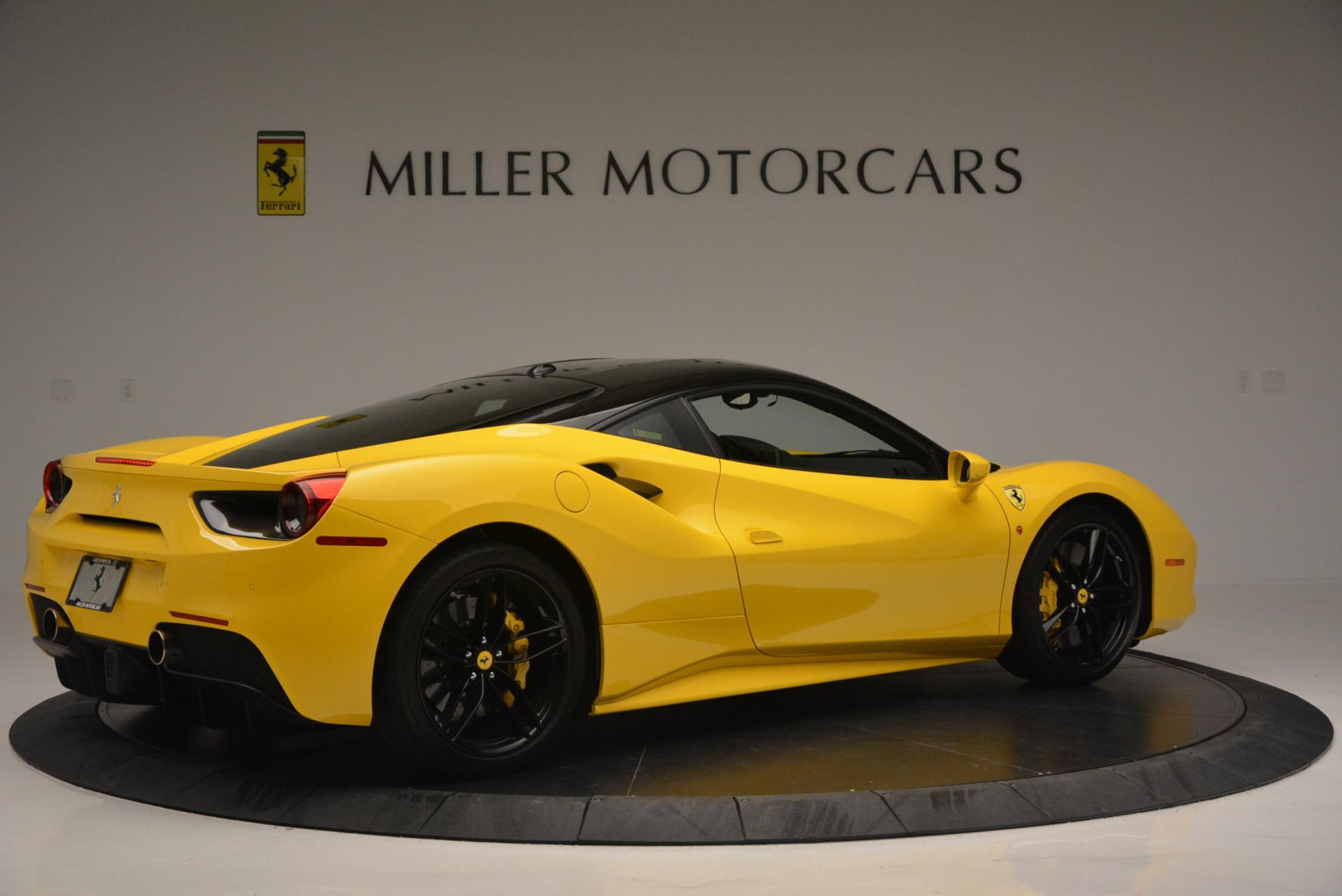 Used 2016 Ferrari 488 GTB  For Sale In Greenwich, CT 547_p8