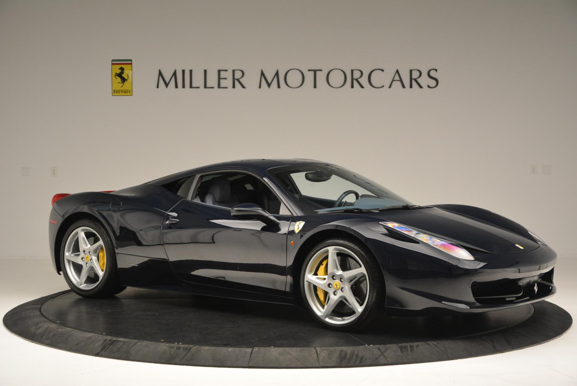 Used 2012 Ferrari 458 Italia  For Sale In Greenwich, CT 550_p10
