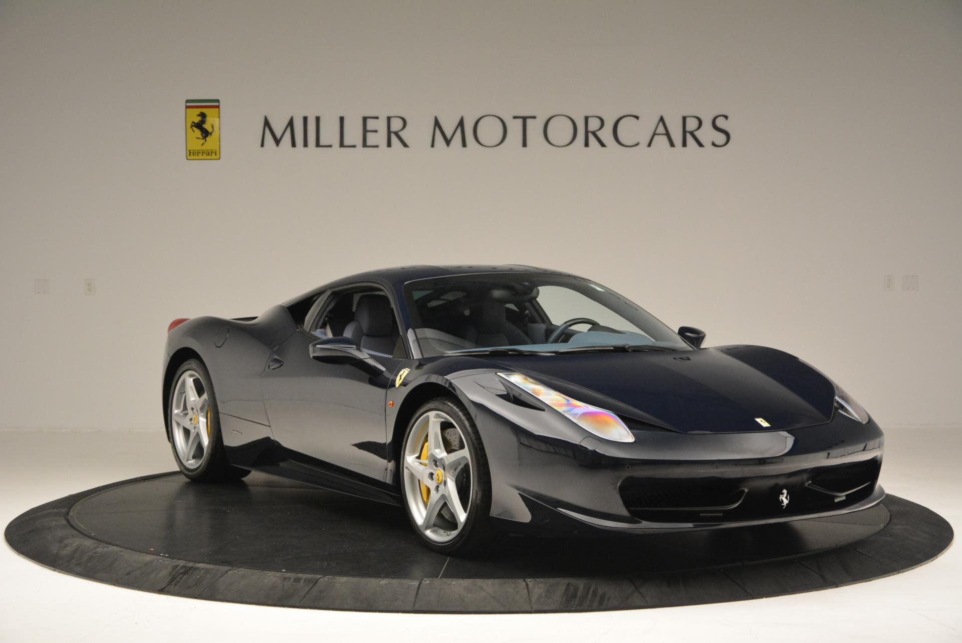 Used 2012 Ferrari 458 Italia  For Sale In Greenwich, CT 550_p11
