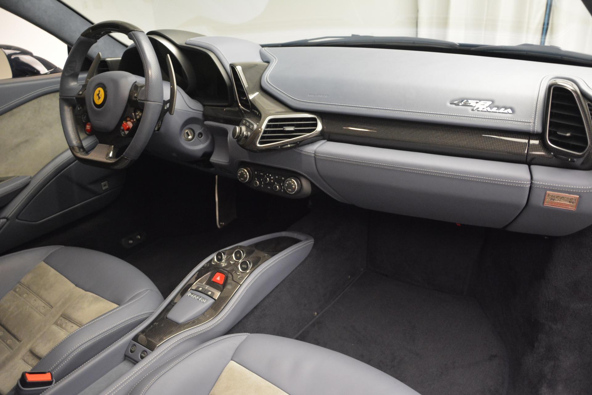 Used 2012 Ferrari 458 Italia  For Sale In Greenwich, CT 550_p17