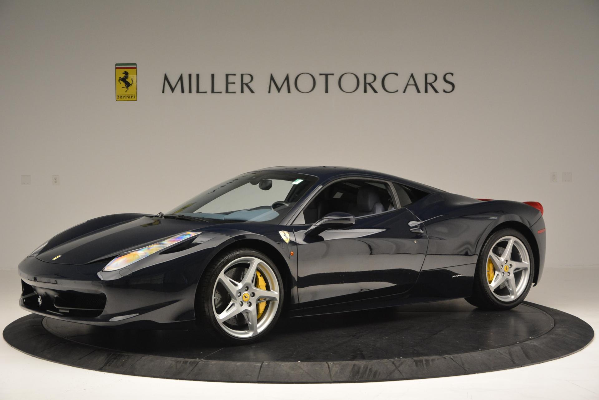 Used 2012 Ferrari 458 Italia  For Sale In Greenwich, CT 550_p2