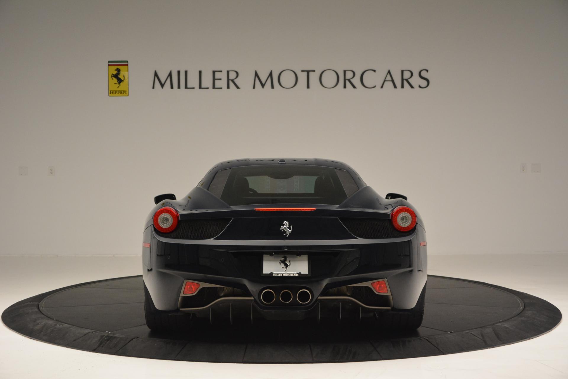 Used 2012 Ferrari 458 Italia  For Sale In Greenwich, CT 550_p6