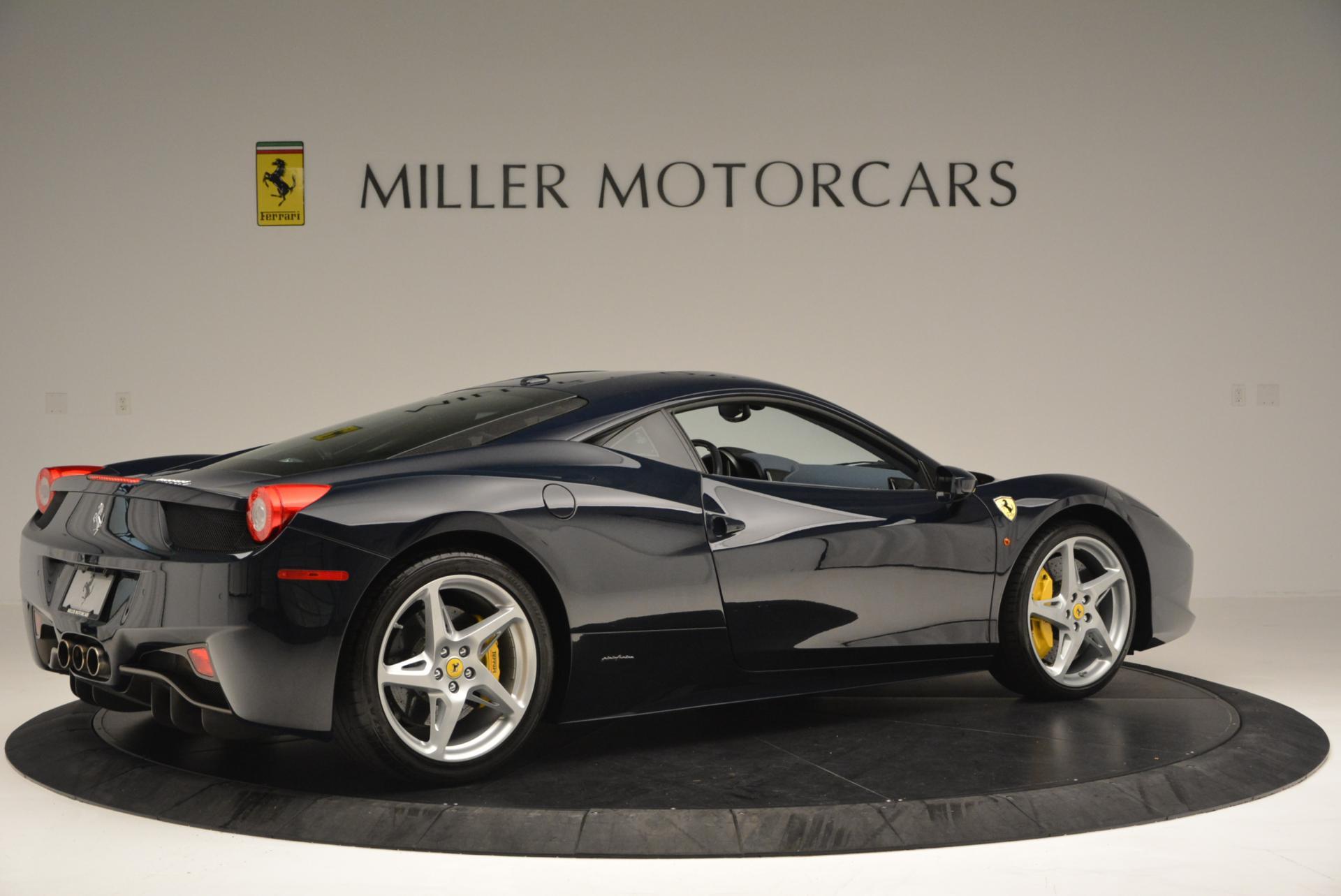 Used 2012 Ferrari 458 Italia  For Sale In Greenwich, CT 550_p8